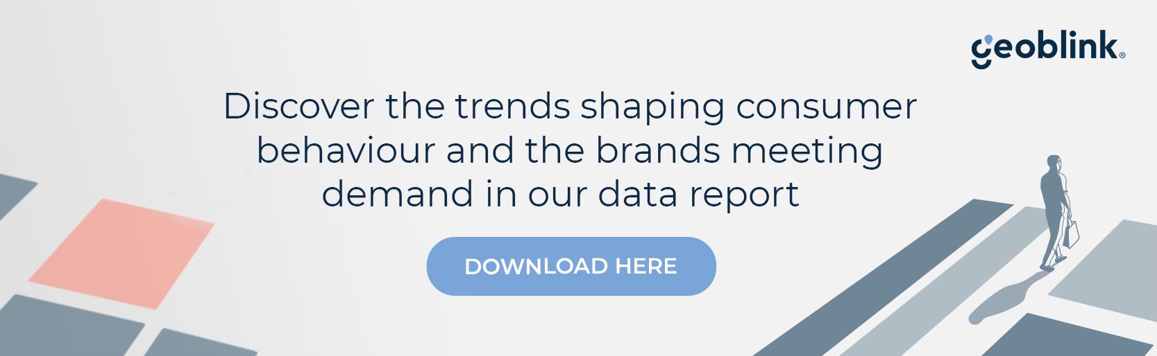 consumer behaviour report