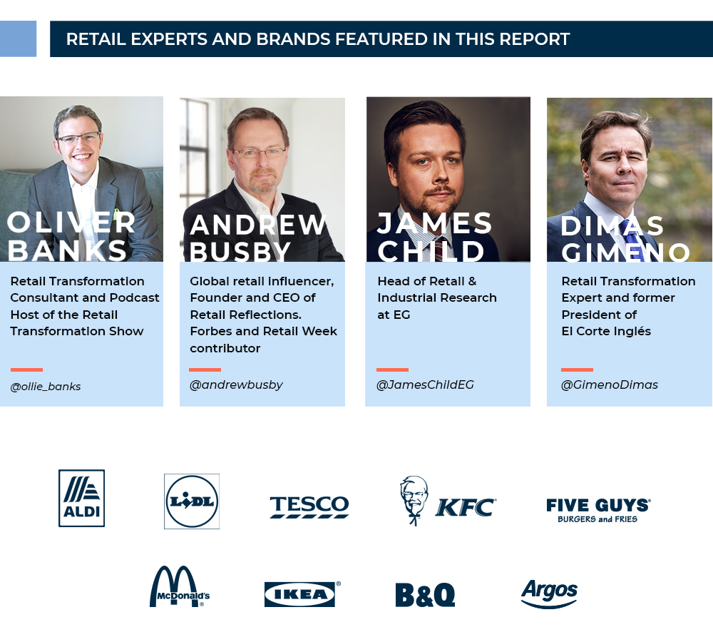 consumer behaviour data retail experts