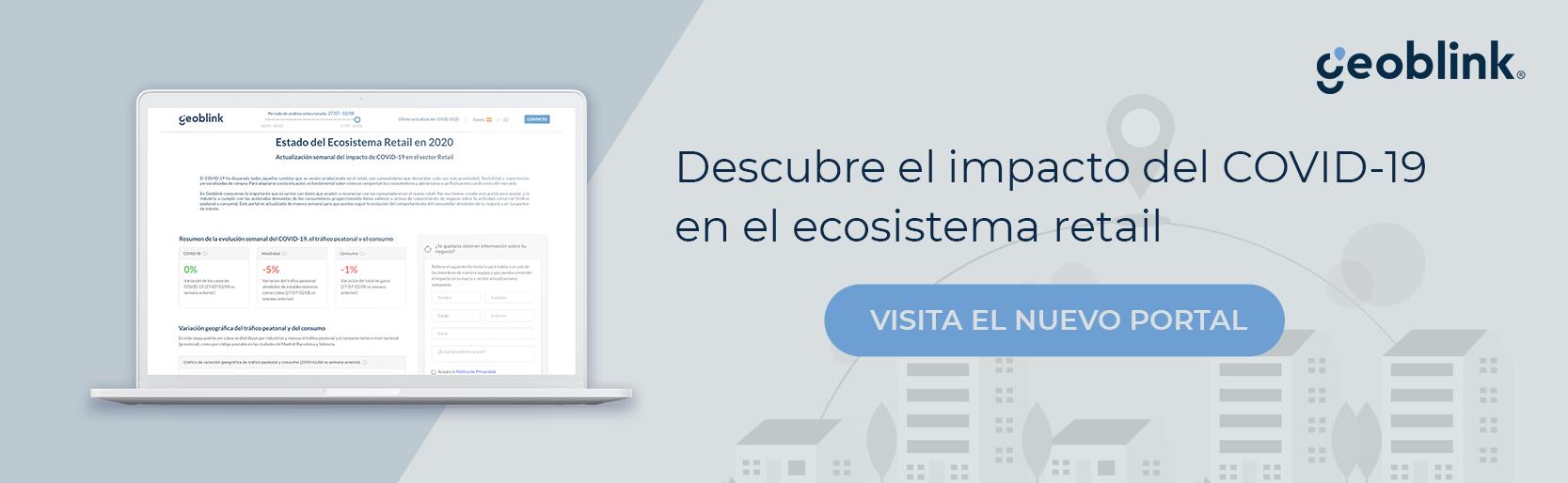 Nuevo Retail Portal